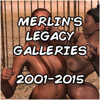Merlin's Legacy Artwork